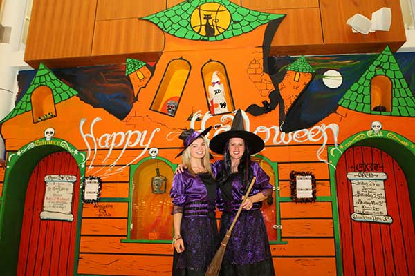 """Cork Happy Halloween Experience"""