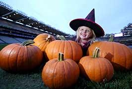 """Halloween Family Fun At The GAA Museum"""