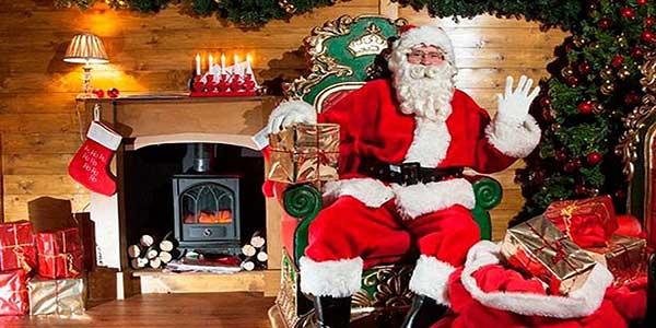 """The Christmas Kingdom Christmas Experience"""