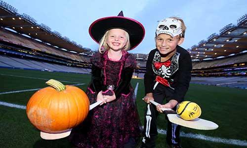 """Halloween at Croke Park"""
