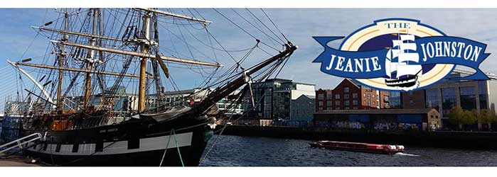 """Jeanie Johnston Tall Ship and Famine Museum Tours"""