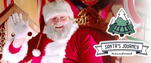 """""""Santa's Journey Roundwood"""""""