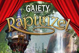 """The Gaiety Theatre's Christmas pantomime"""