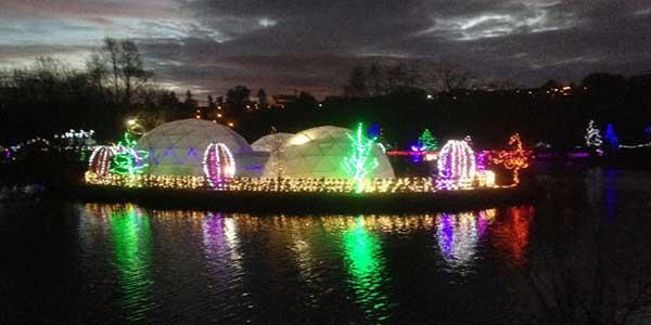 """Christmas Island at Hidden Valley, Rathdrum"""