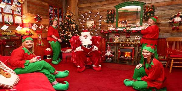 """Dublin Santa Experience"""