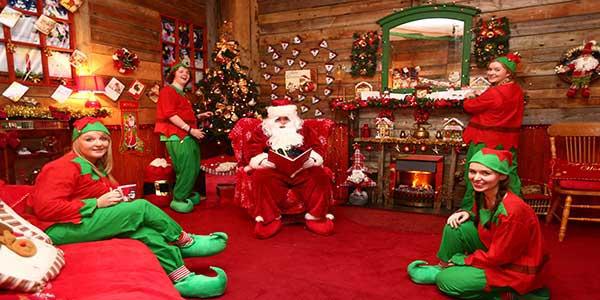 """Limerick Santa Experience"""