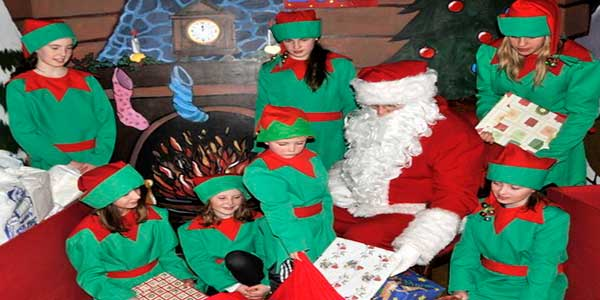 """""""Christmas At Moher Hill Open Farm"""""""