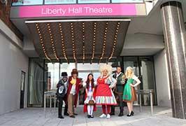 """""""The Liberty Hall Theatre Christmas Panto"""""""