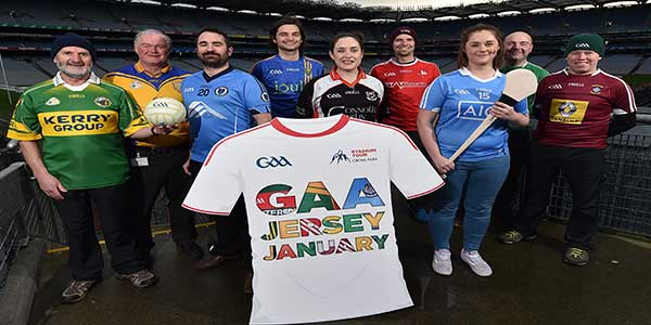"""GAA Jersey January at the GAA Museum"""