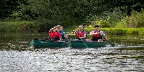"""""""Family Outdoor Attractions At The Castlecomer Discovery Park"""""""