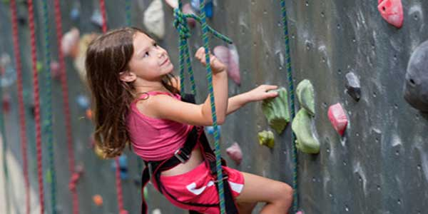 """Nevsail Indoor Rock Climbing Wall"""