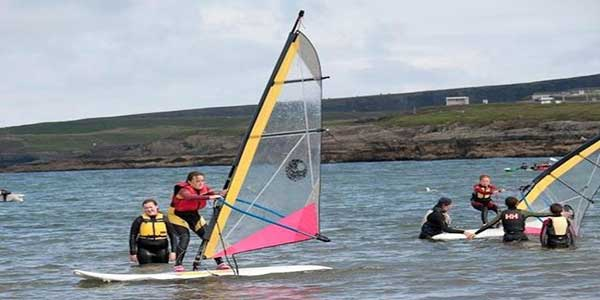 """Nevsail Watersports Clare"""