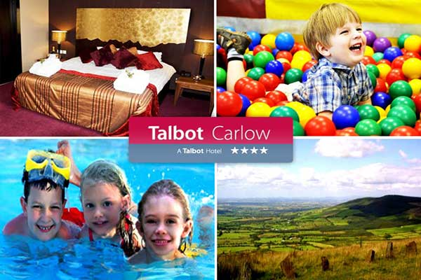 """The 4 Star Family Friendly Talbot Hotel"""