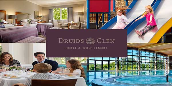 """Druids Glen Hotel and Golf Resort in Wicklow"""