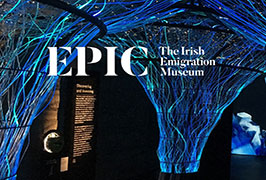 """Events at EPIC The Irish Emigration Museum"""
