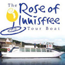 """Rose of Innisfree Tour Boat"""