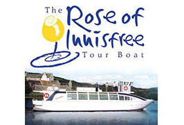 """Rose of Innisfree Tour Boat"""