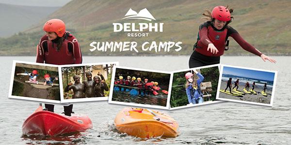"""Delphi Resort Adventure Summer Camps"""