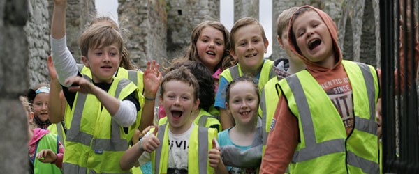 """The School of Irish Archaeology Kids Summer Camps"""