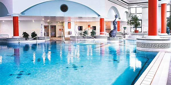 The connacht a family friendly hotel in galway for Galway hotels with swimming pool