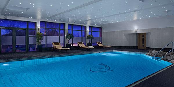 """""""Radisson Blu Hotel & Spa Pool"""""""