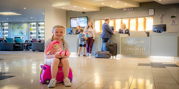 """The Connacht A Family Friendly Hotel in Galway"""