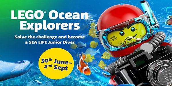 """""""National Sea Life Centre Event"""""""