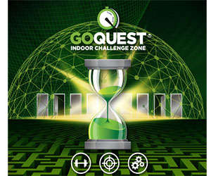 """GoQuest Indoor Challenge Zone"""
