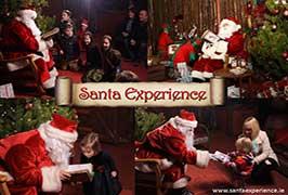 """Santa Experience - Santa's Magical Cabin"""
