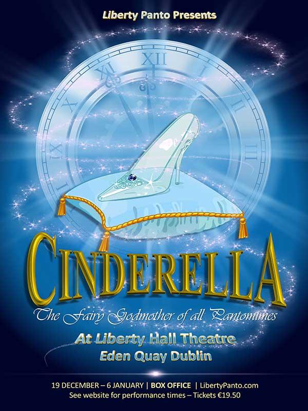 """Liberty Panto - Cinderella"""
