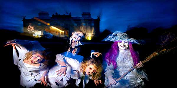 """Halloween Festival At Westport House"""