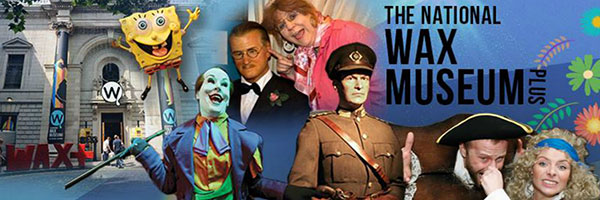 Image result for ''National Wax Museum''