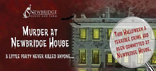 """Newbridge House and FarmHalloween Event"""