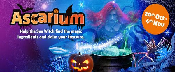 """National Sea Life Centre Halloween Event"""
