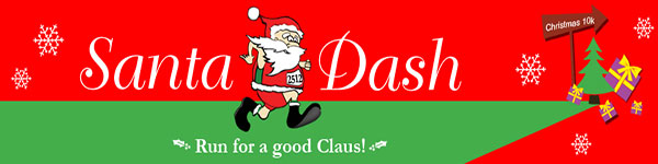 """Santa Dash Christmas Run"""