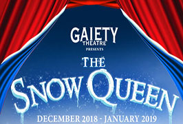 """""""The Snow Queen Christmas Pantomime"""""""