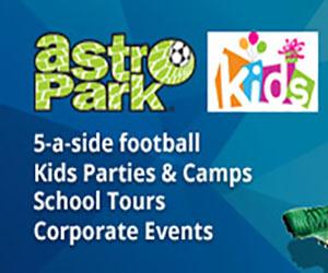 """Astro Park in Dublin"""