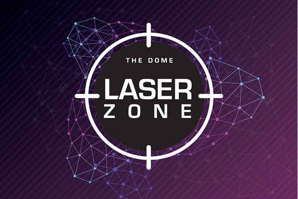 """Laser Arena in The Dome"""