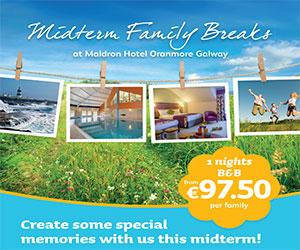 """""""Maldron Hotel Oranmore Galway MPU"""""""
