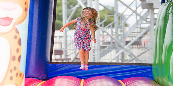 """""""Family Day at Naas Racecourse"""""""