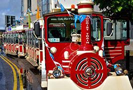 """""""Galway Tourist Train"""""""