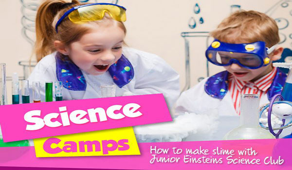 """Junior Einsteins Science Club Easter Camps"""