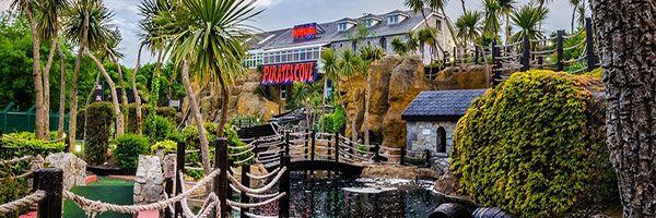 """Pirates Cove Adventure Park Wexford"""