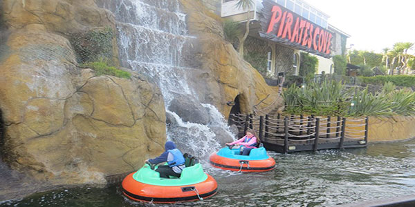 """Pirates Cove Adventure Park"""