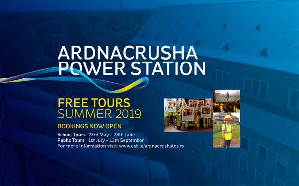 """Ardnacrusha Power Station School Tours"""