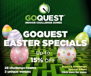 """Go Quest for a Great Days Easter Activities"""
