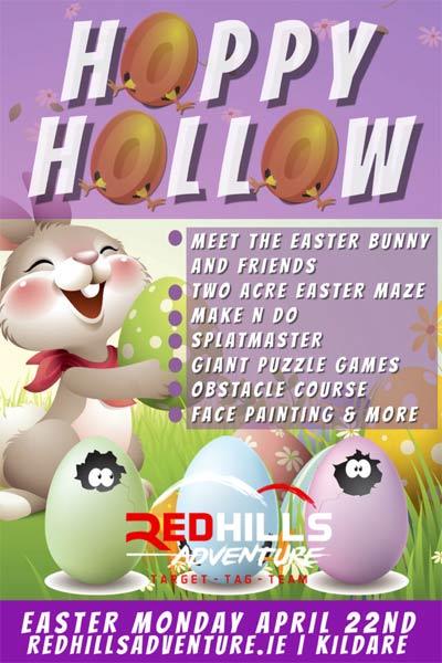 """Redhills Adventure Easter Event"""