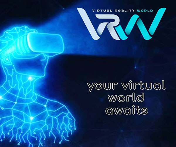 """Virtual Reality World Galway"""