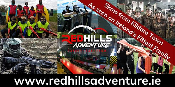"""""""Redhills Adventure in Kildare"""""""
