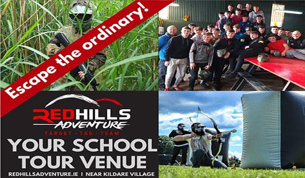 """""""School Tours at Redhills Adventure"""""""